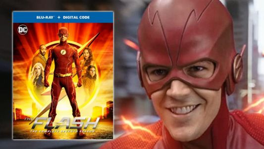 'The Flash Season 7' Blu-ray and DVD Release Date, Details