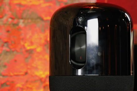 Huawei's cylindrical Sound X smart speaker has a French connection