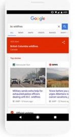 Google Maps and Google Search Debut SOS Function