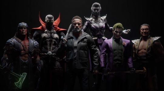 The Joker, Spawn, And The Terminator Join Mortal Kombat 11's Roster, Watch The Trailer