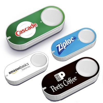 Select Dash Buttons are down to $1 for Prime members today with a $5 credit
