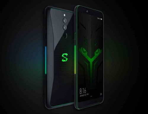 Black Shark Helo is a new Xiaomi gaming phone with up to 10GB of RAM