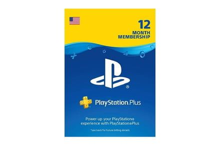 This PS Plus sale will give you a whole year's membership for only $30