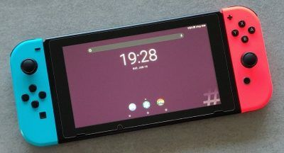 Switchroot turns the Nintendo Switch into an Android 10 tablet