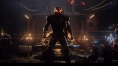 The Tone Of Anthem's Story Will Be 'Very Much Like Star Wars,' Says BioWare
