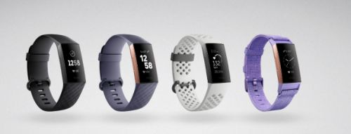 Fitbit's sleek new Charge 3 sports a premium design and loads of advanced health features