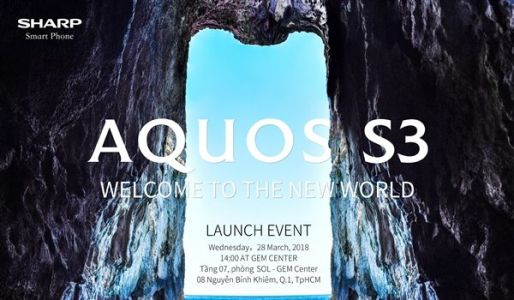 Sharp Aquos S3 To Release On March 28