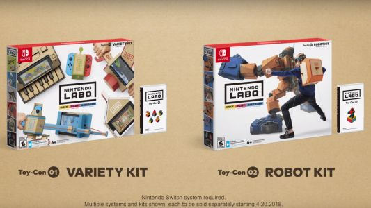 Nintendo Labo: Here's what you need to know about the new experience for Switch
