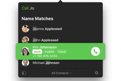 Cardhop is a fast and simple new contacts app from the creator of Fantastical