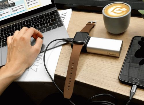 Discounted portable power bank charges your iPhone and Apple Watch on the go