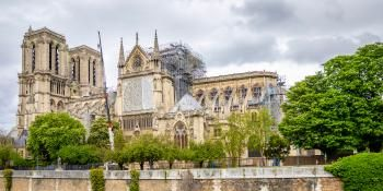 Lasers Could Save Notre-Dame Cathedral