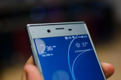 Sony joins the 3D facial recognition trend by demoing tech on an Xperia phone