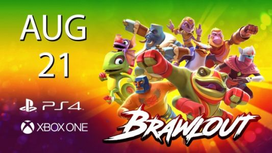Brawlout launches on PlayStation 4 & Xbox One tomorrow, August 21; Adding new fighter from Dead Cells to the roster later this year