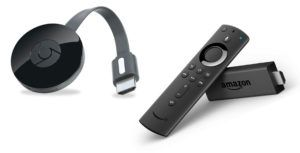 Amazon adding Chromecast support to Prime video, Google bringing YouTube to Fire TV