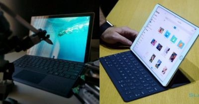 Surface Pro 2017 vs iPad Pro with iOS 11:  Productivity Showdown