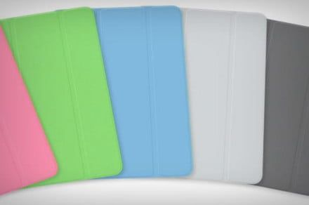 Apple's iPad Smart Cover could one day have a display that shows notifications