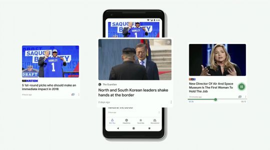 Google's AI-powered News app arrives on iOS