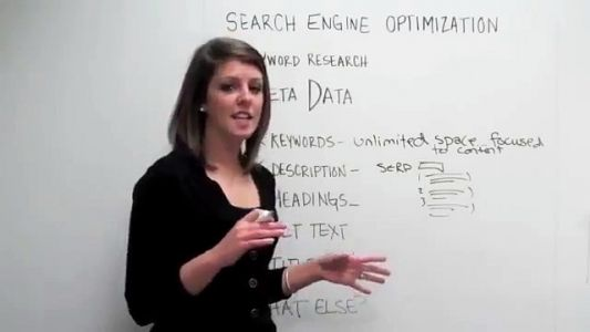 Search Engine Optimization Basics Tutorial