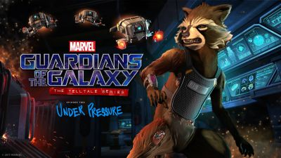 Episode Two of Marvel's Guardians of the Galaxy: The Telltale Series - Coming June 6!