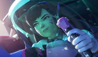 Major Changes Are In Store For D.Va In Overwatch