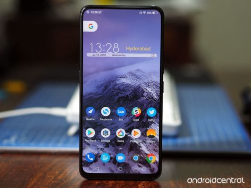 Vivo NEX with pop-up camera launches in India for ₹44,990