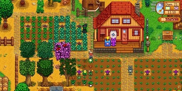 Stardew Valley Has Been A Huge Hit On The Nintendo Switch