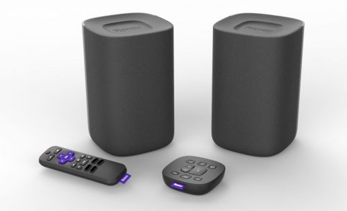 Roku's wireless speakers are just for its TVs