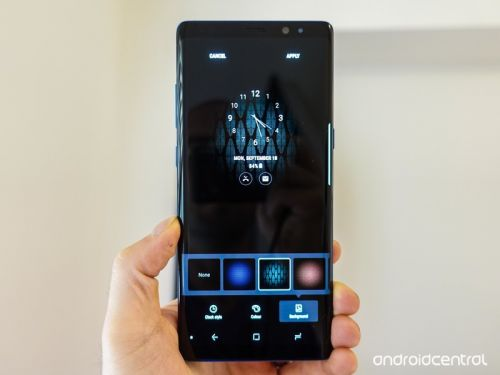 How to customize Always On Display on the Samsung Galaxy Note 8