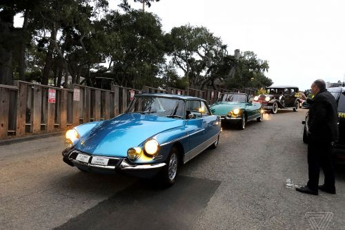Monterey Car Week is where the past and future of automobiles collide