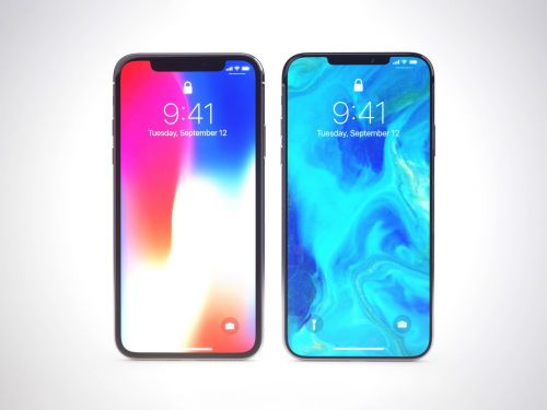 These renders show what Apple might have planned for the successor to the iPhone X