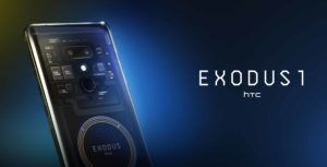 HTC's Exodus 1 smartphone wants to be your center for decentralization