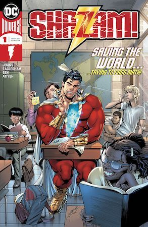 The Wednesday Club's Comic Picks: SHAZAM!