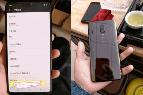 The OnePlus 6 might cost $749 and feature 8GB of RAM