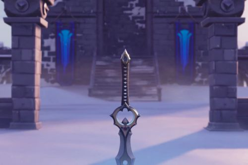 Epic says it 'messed up' and removes overpowered Infinity Blade from Fortnite