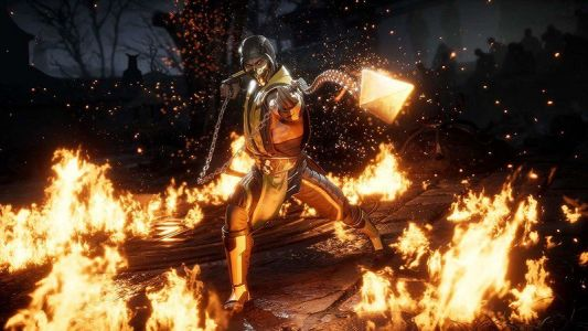 Mortal Kombat 11's launch trailer features time travel twists