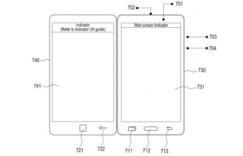 Samsung Envisions Dual-Screen Smartphone You Might Actually Use