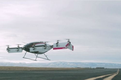 Airbus' 'flying taxi' isn't much to look at, but it's a major step toward electric flight