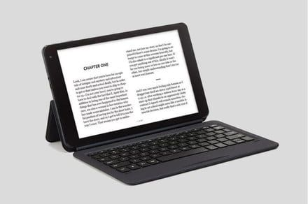 Barnes & Noble's new Nook tablet now has its own keyboard cover and dock