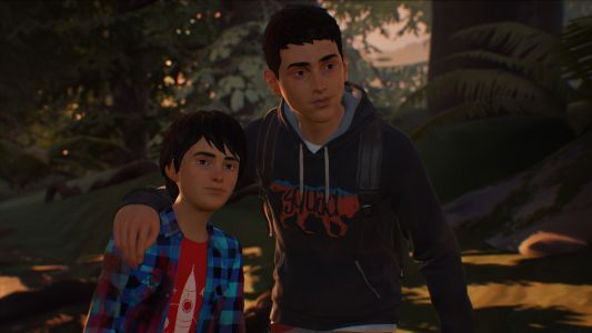 Life is Strange 2 tells the tale of two brothers road tripping to Mexico