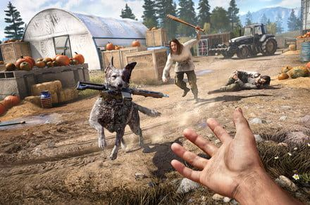 You'll have to wait an extra month to join the resistance in 'Far Cry 5'