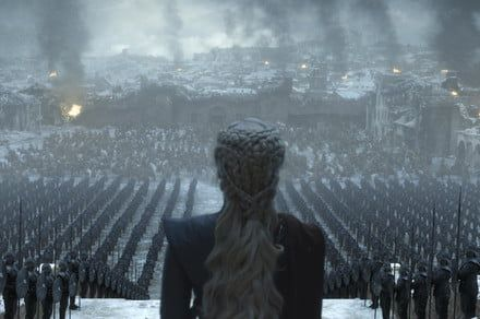 The Mad Queen rules over ashes in Game of Thrones' final episode photos