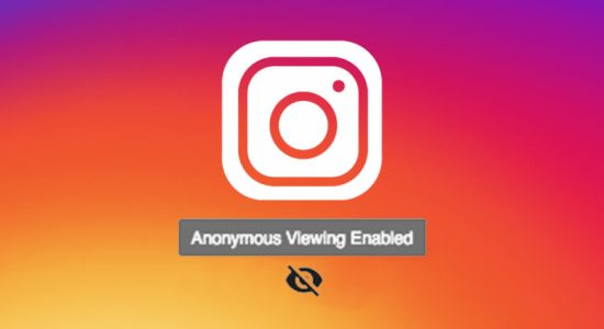 This Chrome plugin lets you view your friends' Instagram Stories anonymously