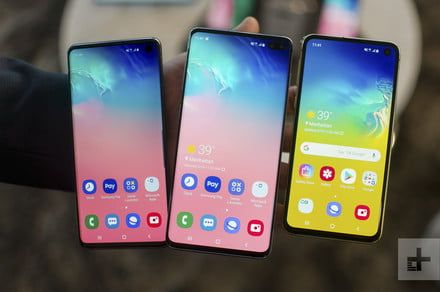Where to buy the Samsung Galaxy S10, S10 Plus, and S10e in the U.K