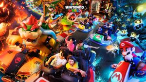 Japan's Super Nintendo World to open March 18th despite ongoing global pandemic