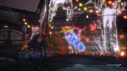 Concrete Genie's New Patch Adds Free Holiday Brushes To The PlayStation 4 Exclusive