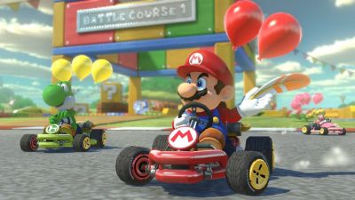 A new 'Mario Kart' is about to launch - here's how much better it looks than the last one