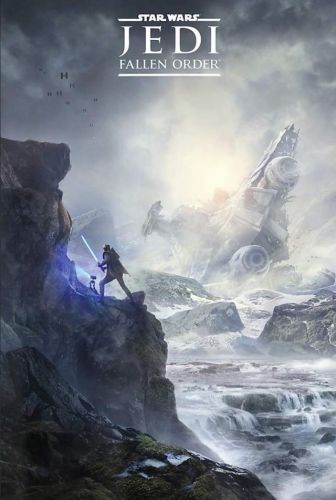Star Wars: Jedi Fallen Order Art Leaked Before Celebration Panel