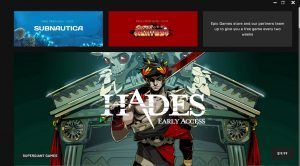 Epic Launches New PC Games Store With Handful of Titles