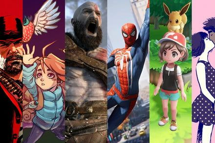 Here are our writers' picks for the best video games of 2018