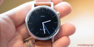 Lenovo starts rolling out Android Wear 2.0 to Moto 360 2nd Gen